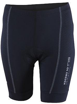 sal padded bike shorts womens