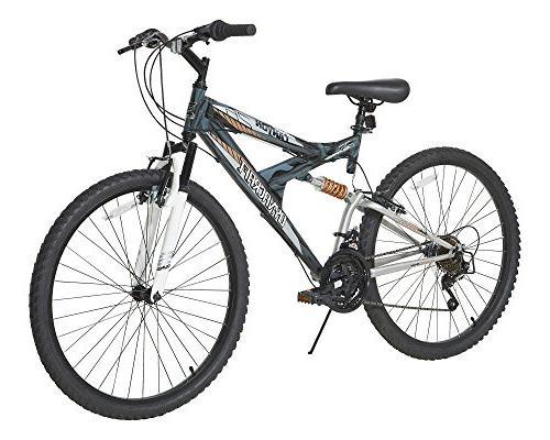 silver canyon bike