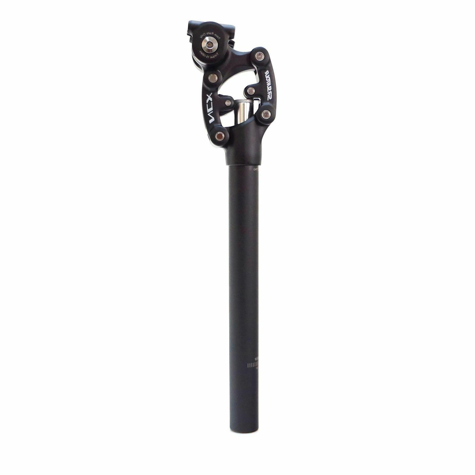 Suntour SP12 Road Bike 27.2x350/400mm Seatpost