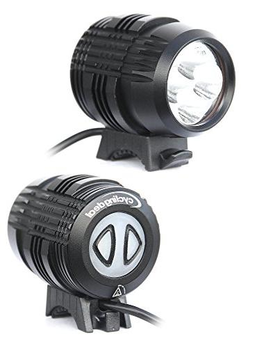XECCON SPIKER 1210 Bike 4x1600 Lumen Bicycle Front Head Light