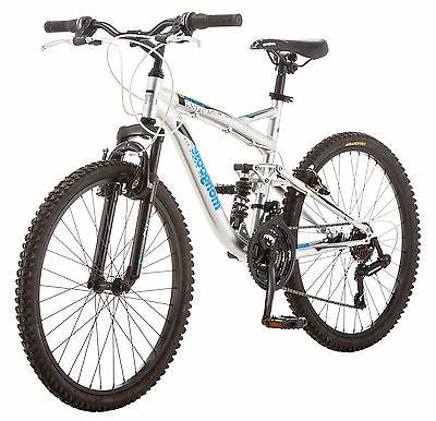 Boy's Status 2.2 24 Full Suspension Mountain Bike