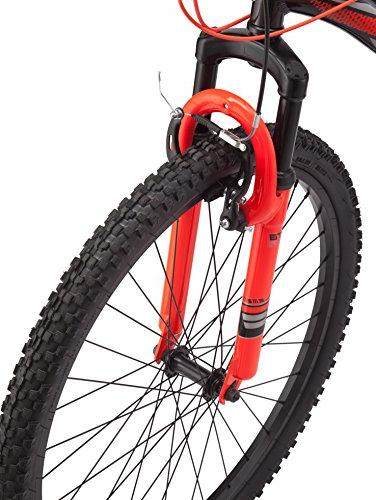 "Mongoose Status Wheel men's bicycle, 18""/medium frame size,"