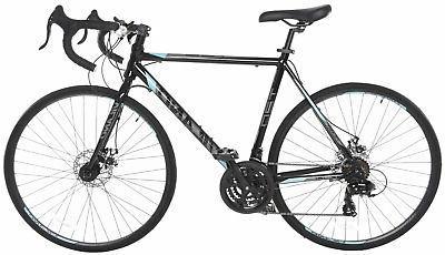 Vilano TUONO Aluminum Road Bike Speed Disc Brakes,