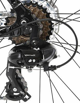 Vilano TUONO 2.0 Road Bike 21 Speed Disc