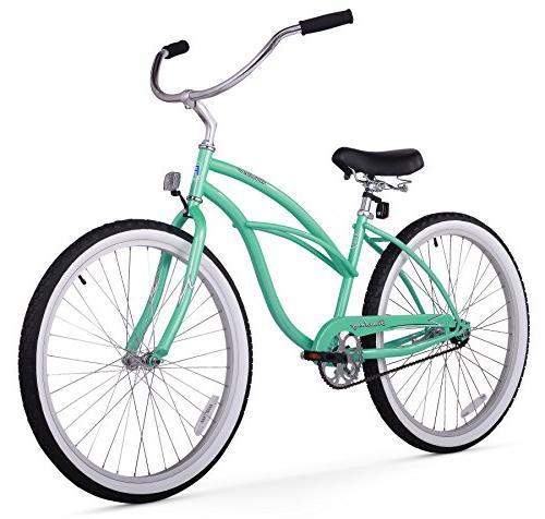 Firmstrong Urban Speed, Mint - Women's Bike