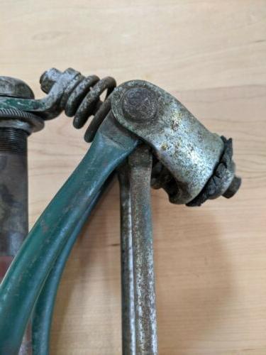 Vintage Fork Truss Mens Antique D97