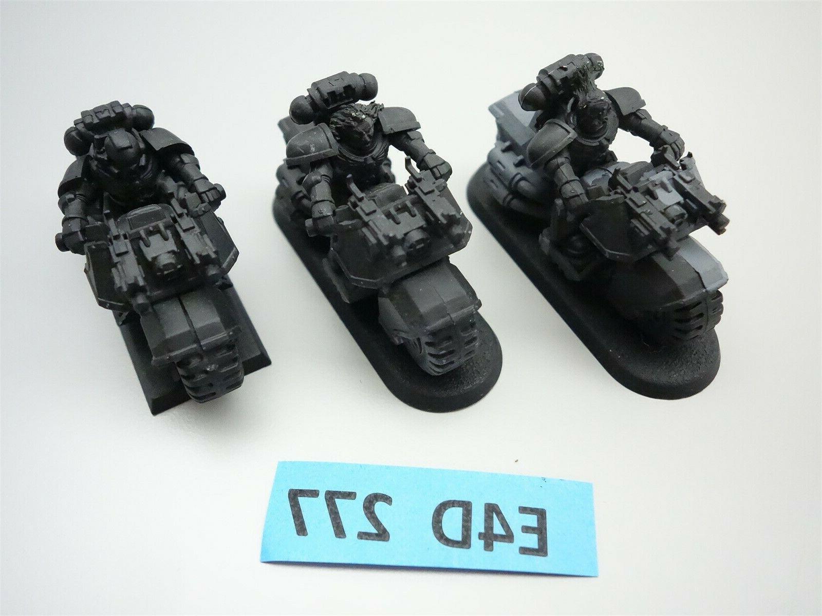 Warhammer 40K Space Marines - &