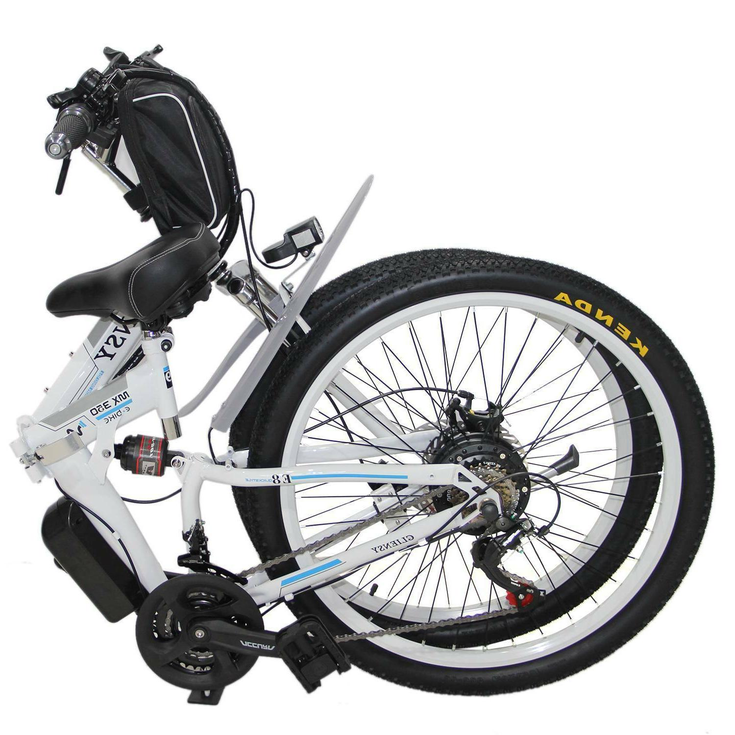26'' Mountain Bicycles City Cycling Speed 350W.