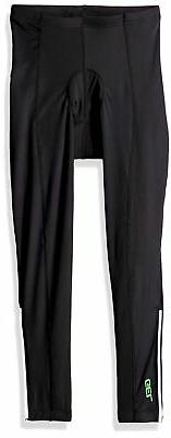 CANARI Winter Pro Cycle Tight Black X-Large New