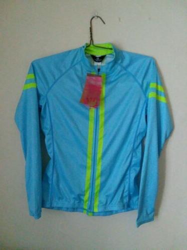womans medium bike cycling shirt long sleeve