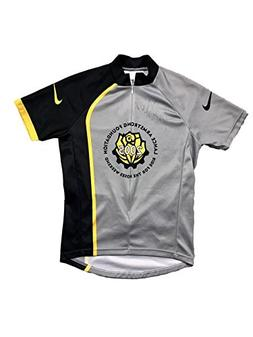 Lance Armstrong Foundation  Signed Nike Cycling Jersey - JSA