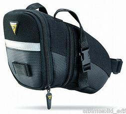 Topeak Large Aero Wedge TC2262B Bike Seat Bag Saddle Pack QR
