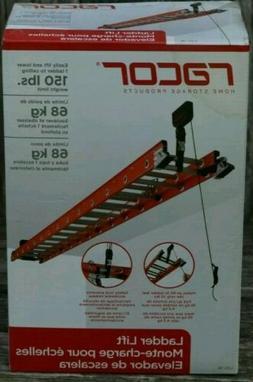 Racor LDL-1B Ladder Lift - 150 Lb Limit NEW