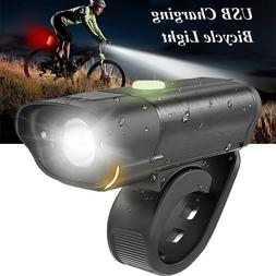 LED Cycling Equipment Head Lights Waterproof Bicycle Headlig