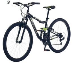 "Mongoose Ledge 2.1 Men's Mountain Bike, 27.5"" wheels- 21 Spe"