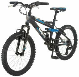 Mongoose Ledge 2.1 Mountain Bike, 20-inch Wheels 7 speeds, B