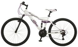 Mongoose Ledge 2.1 Mountain Bike 26-inch wheels 21 speeds, w