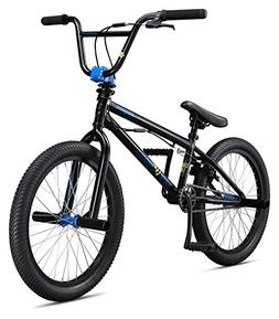 Mongoose Legion L10 Boy's Freestyle BMX Bike, 20-Inch Wheels