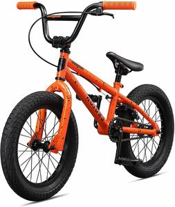 Mongoose Legion L16 Boy's Freestyle BMX Bike, 16-Inch Wheels