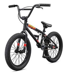 Mongoose Legion L18 Boy's Freestyle BMX Bike, 18-Inch Wheels