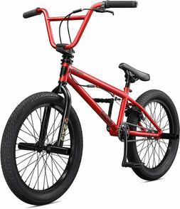 Mongoose Legion L20 Freestyle BMX Bike 20inch Wheels Red NEW