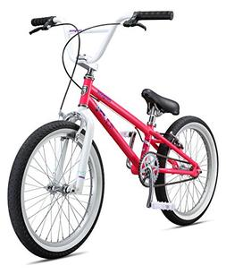 Mongoose Girls Legion LSX Bicycle, Pink, One Size/20