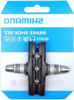 Shimano M70T3 MTB/Road Bike Linear Pull V-Type Brake Pads /