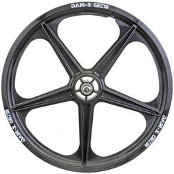 ACS Mag 5-Spoke Front Wheel, Black