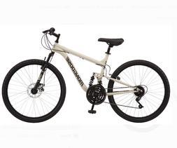 Mongoose Major Mountain Bike 26-inch wheels 18 speeds Mens B