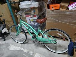 Fito Marina Alloy 1-speed - Mint Green, Aluminum Light Weigh