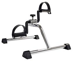 Vaunn Medical Pedal Exerciser Chrome Frame