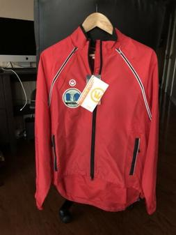 Canari Men's 3 Season Cycle Shell Windbreaker Cycling Jacket