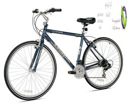 Kent Men'S Avondale Hybrid Bicycle With Sure Stop Brakes, 19