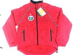 CANARI Men's LARGE Flash Transition Cycling Bike Jacket / Ve