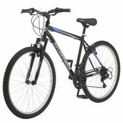 Men's Mountain Bike 26 Inch Wheels Steel Mountain Frame 18 S
