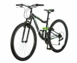 "Men's Mountain Bike 27.5"" Dual Suspension Trail Casual Ridin"