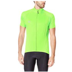 Canari Men's Optic Nova Short Sleeve Cycle Bike Jersey, Kill
