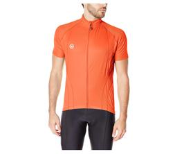 Canari Men's Optic Nova Short Sleeve Cycle Bike Jersey, Sola