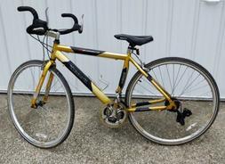 """Men's Road Bicycle GMC Denali Aluminium 6061 Series """"Sold As"""