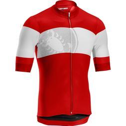 Castelli Men's Ruota Full Zip Bike Jersey - 2019