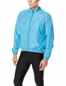 men s solar flare windshell jacket electric