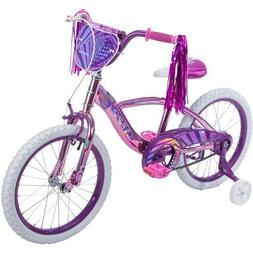 Huffy Girls' Metaloid Heartbeat 18 in Bicycle