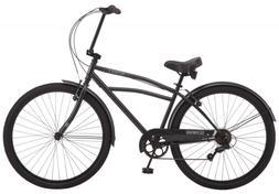 Schwinn Midway cruiser bike, 29-inch wheels, 7 speeds, men's