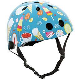 Hornit ICM911 Mini Lids Multi-Sport Helmet with Rear Light,