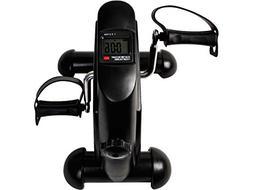 Giantex Mini Pedal 4 Legs LCD Display Exerciser Cycle Fitnes