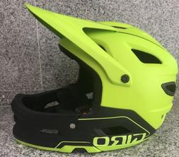 Giro MIPS Switchblade Medium Lime/black Full Face Mountain b