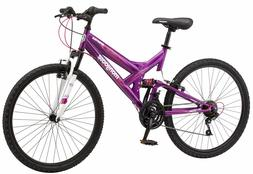 "Mongoose 26"" Spectra Women's Mountain Bike"