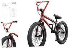 Mongoose Legion Freestyle BMX Bike Line for 20-Inch Wheels R