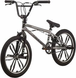 Mongoose Legion Mag Freestyle BMX Bike Featuring Hi-Ten Stee