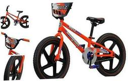 Mongoose Stun Freestyle BMX Bike for Kids, 18-Inch Wheels Or